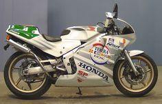 1989 honda NSR250R MC18 II SP Terra Racing