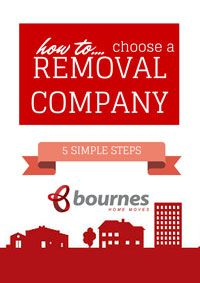 How to choose a removal company in 5 simple steps - Free E-Book