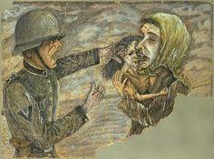 Gershon Iskowitz art