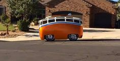 Ron Berry Custom VW Bus by Ron Berry - The Best Volkswagen Videos - Hot VWs Magazine