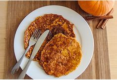 Cinnamon Swirl Pumpkin Pie Pancakes - Bodybuilding.com - 20 Best Healthy Protein Pancake Recipes
