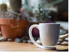 Floating Mug #KITA.net