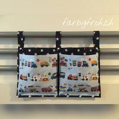 www.farbigfroh.ch Betttasche