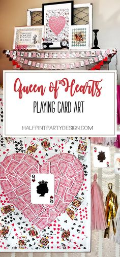 This Queen of Hearts