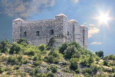 fortress in Senj, Croatia