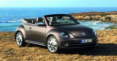 La #Coccinelle #cabriolet de #Volkswagen dévoile ses tarifs à travers sa nouvelle gamme. Votre actu auto sur Ouestfrance-auto.com