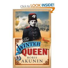 The Winter Queen (Erast Fandorin Mysteries, Ad Hoc, Mystery, Queen, Reading, Winter, Books, Awesome, Winter Time, Libros