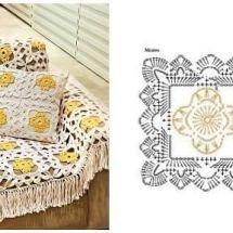 Crochet Bedspread Patterns Part 11 #crochetbedspread #crochetbedspreadfreepattern #crochetbedspreadpatterns #crochet #crochetpatterns #crochetblanket