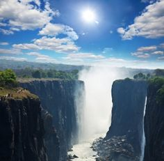 Victoria Falls & Zambezi National Park