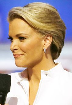 Megyn Kelly's Enormous Fake Eyelashes at GOP Debate Ignite the ...