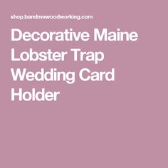 yellow buoys as guest book | Wedding | Pinterest | Lobster trap and ...