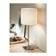 For sure the most basic lamp. However, the small detail in the texture adds a lot of personality. IKEA