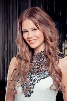 Milla Romppanen, 2nd runner-up to Miss Suomi 2014 (Miss Finland 2014) named Miss International Finland 2014