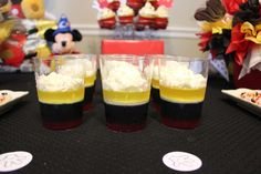 Mickey Mouse Birthday Party Ideas | Photo 10 of 14 | Catch My Party