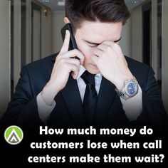 Survey: Americans lose $108 billion annually due to slow #CustomerService. What can you do to speed up your service and stop wasting your customers' money?