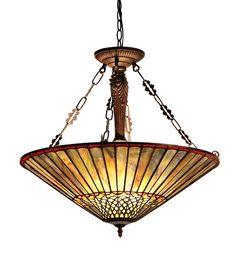 Grace Geometric Inverted Pendant Lamp