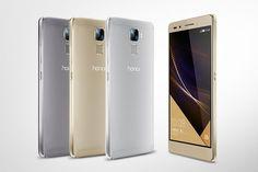 Mola: Consigue el Huawei Honor 7 por tan sólo 249 euros