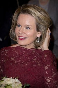 Queen Mathilde attended 'Young Belgian Strings' gala concert