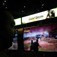 Próximo a jugar #GhostRecon #Wildlands en #E32016 todos juntos. Vamos a ver como nos va. #e3 #BoricuasEnE3