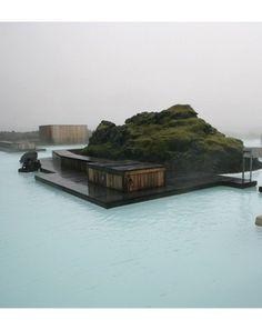 Blue Lagoon Hotel / Iceland