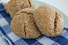 Amazing Bread Rolls - Low Carb & Gluten Free - Divalicious Recipes