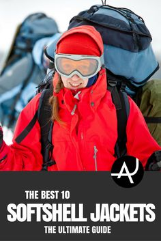 Softshell Jackets 101. Find out why you need a good softshell jacket, what to consider when choosing one and the best softshell jackets available.