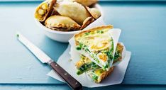 Quiche with raw ham and green asparagus - Our best savory pies and quiches of spring - pies pies recipes aux pommes salees soleil Quiches, Savoury Cake, Spanakopita, Fresh Rolls, Asparagus, Ham, Entrees, Nutrition, Healthy Recipes