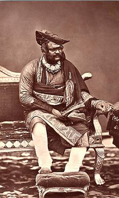 Jayajirao Scindia, Maharajah of Gwalior sided with the British. On June 1, 1858 Jayajirao led his forces to Morar to fight a rebel army led by Tatya Tope, Rani Lakshmibai Rao Sahib. He waited for their attack which came at 7 o'clock in the morning; in this attack the rebel cavalry took the guns most of the Gwalior forces except the bodyguard went over to the rebels. He the remainder of his army fled to Agra