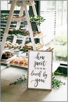 132 mouth watering wedding dessert table ideas 35 | Armaweb07.com