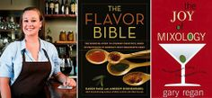 The best cocktail books...
