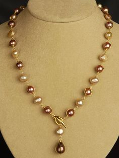 Warmth  Light Toggle Necklace
