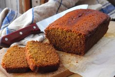This Honey Fennel Gingerbread Loaf recipe has a warming spicy flavor with a floral taste of pure honey. Get the recipe at PBS Food. Chocolate Biscuits, Chocolate Cake, Gingerbread Loaf Recipe, Fudge, Kitchen Vignettes, Pbs Food, Loaf Recipes, Delicious Recipes, Baking Recipes