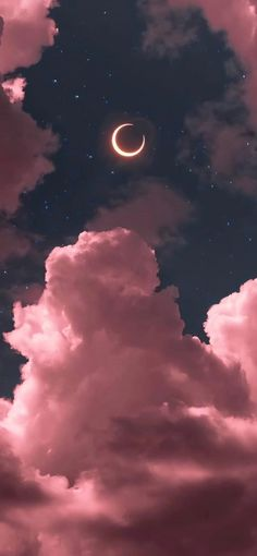 """ow to say """"MOON"""" in another language? 🌓 Or comment a moon emoji 🌜😄👇 - Artist credi Wallpaper Pastel, Cute Galaxy Wallpaper, Purple Wallpaper Iphone, Phone Wallpaper Images, Iphone Wallpaper Tumblr Aesthetic, Iphone Background Wallpaper, Aesthetic Pastel Wallpaper, Cute Patterns Wallpaper, Aesthetic Wallpapers"""