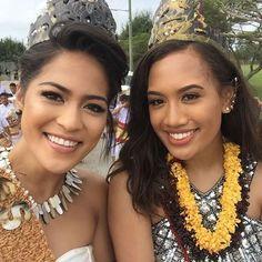 Miss Tongans - Brittne Fuimaono & Laura Lauti Beautiful Smile, Most Beautiful, Beautiful Women, Gauguin Tahiti, Tahitian Costumes, Hawaiian People, Hula Dancers, Coloured Girls, Polynesian Culture