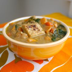 Sweet Potato and Chickpea Stew with Quinoa | Recipe | Stew, Chickpeas ...