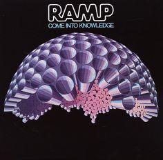 """RAMP- Come Into Knowledge the funky illustration for one of the funkiest rare groove records in the game. If ATCQ's """"Bonita Applebum"""" can be sampled from this? Thrasher, Bonita Applebum, Roy Ayers, Ready To Rumble, I Just Love You, Pochette Album, Jazz Funk, Columbia Records, Record Collection"""