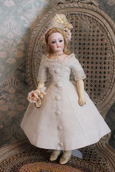 Very pretty doll.