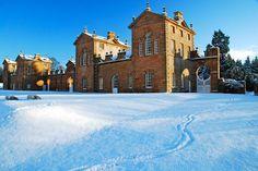 Chatelherault, Former Hunting Lodge of the Dukes of Hamilton, Hamilton, South Lanarkshire