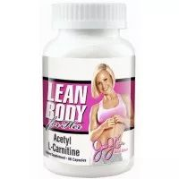 Acetyl L-Carnitine - Lean Body For Her - 60 caps