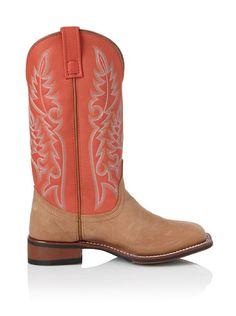 Laredo Women's Roper Two-Tone Boot      $60