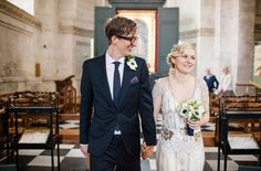 Elegant London Wedding: Tamara + Jonno