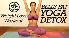 Gentle Yoga for Belly Fat, Digestion & Detox, Core Strength, 20 Minute Flow for Beginners at Homeyog