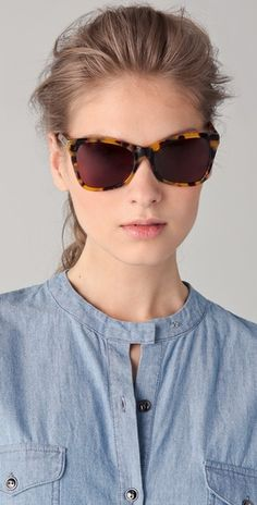 Karen Walker Perfect Day Sunglasses Karen Walker Sunglasses, Michael Kors  Sunglasses, Sunglasses Outlet, 3997a14f6a