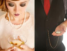 {Great Gatsby} Inspired Wedding Shoot www.amphotographyblog.com  my friend is a talented photographer and amazing lady!