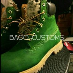 DIY dyed timberland boots. Bago Customs · Custom Sneakers ca06245c5