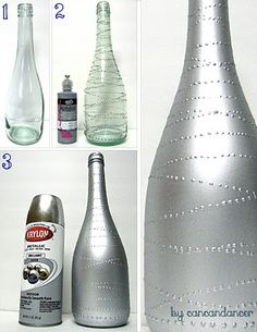 "recycle champagne bottles  www.LiquorList.com ""The Marketplace for Adults with Taste!"" @LiquorListcom   #LiquorList"