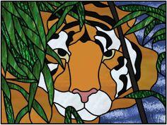 Tigre - Tiger by Manon Cayer https://www.facebook.com/manon.cayer.1