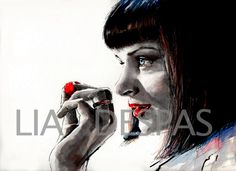 Mia Wallace By Lia Despas
