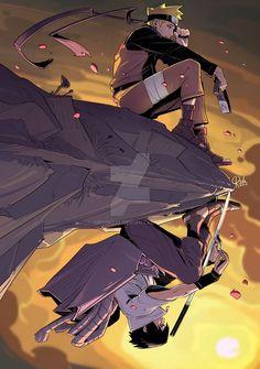 Naruto Shippuden Naruto e Sasuke Naruto Shippuden Sasuke, Naruto Kakashi, Sasunaru, Anime Naruto, Boruto, Narusasu, Anime Ninja, Naruhina, Itachi Akatsuki