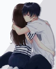 Love by chance parejas: anime love couple, anime y. Couple Anime Manga, Anime Couples Hugging, Manga Anime, Anime Couple Kiss, Anime Couples Drawings, Anime Kiss, Anime Couples Manga, Couple Hugging, Romantic Anime Couples